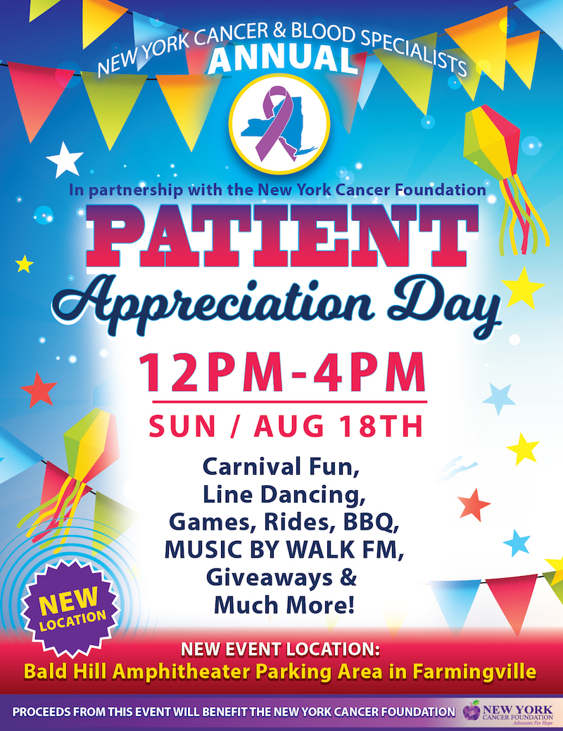 NYCBS Patient Appreciation Day 2019 Post Image