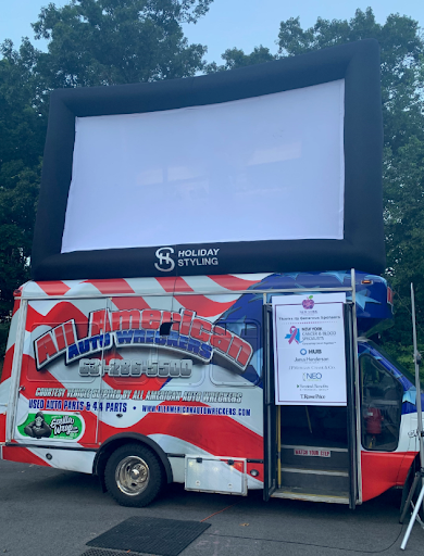 New York Cancer Foundation Drive-In Movie Night Post Image